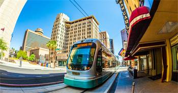 Light rail Phoenix